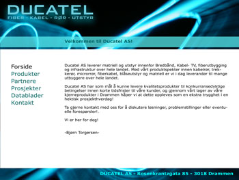 Ducatel design